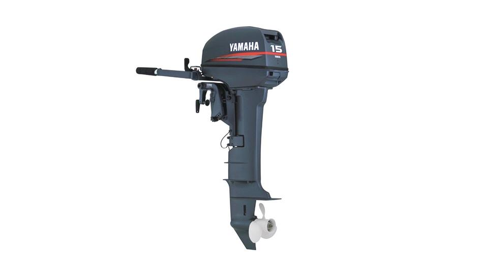 Yamaha 15FMHS